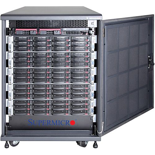 supermicro rack cabinet